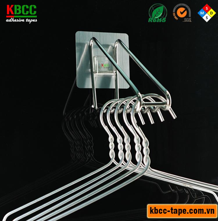 Móc dán tường KBCC-K108 siêu dính