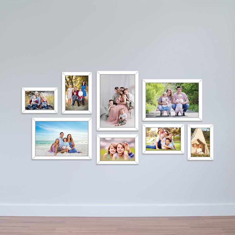 Những lý do bạn nên sử dụng móc dán tường treo ảnh