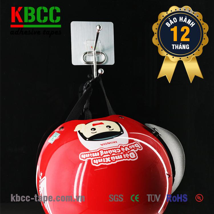 Móc dán tường KBCC-K101 siêu dính, tái sử dụng gỡ ra dán lại nhiều lần kbcc-tape
