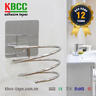 Giá Treo Máy Sấy Tóc Dán Tường Siêu Dính KBCC-K203