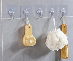Lưu ý cần phải biết khi dùng móc dán tường nhà tắm